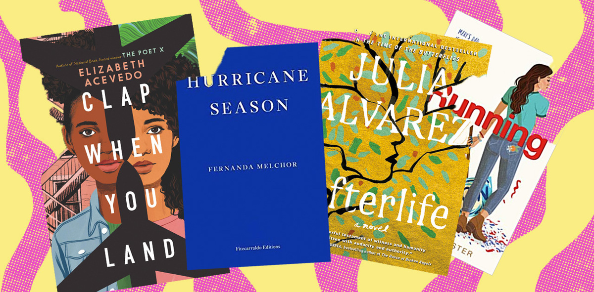 15 Books by Latino & Latin American Authors to Add to Your 2020 Reading List