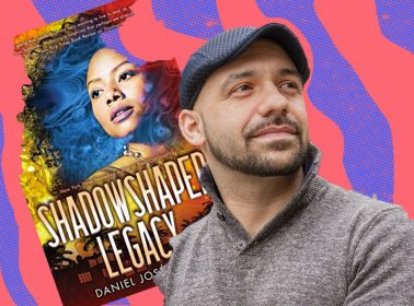 Remezcla Reads: Daniel José Older's 'Shadowshaper Legacy' Blends Fantasy & Activism for YA Readers