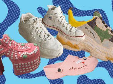 Meet Didi Rojas, the Colombian Artist Turning Footwear Into Ceramics