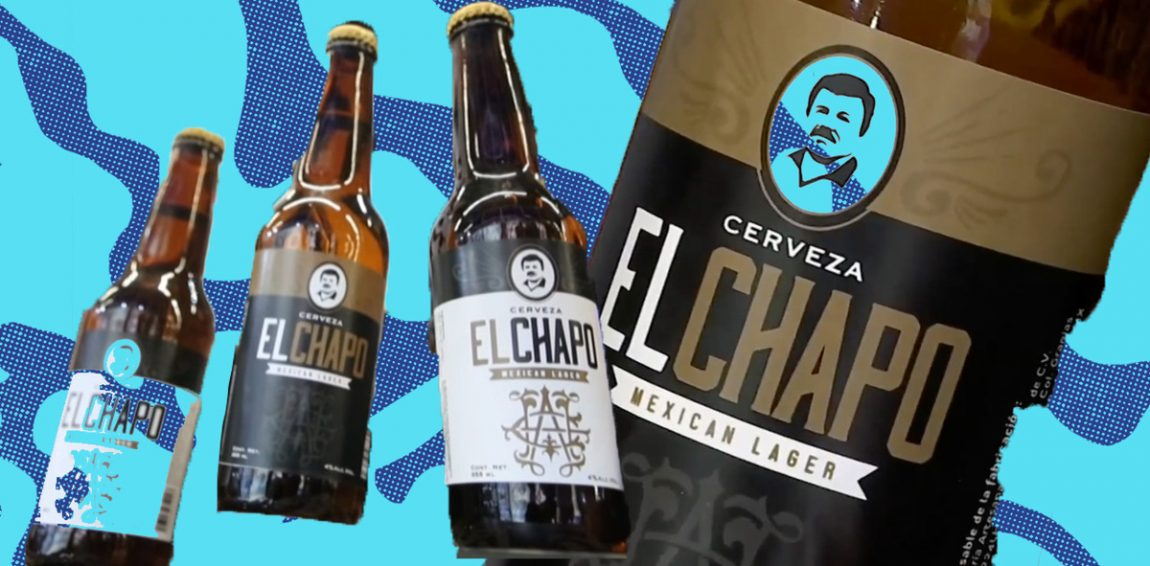 """There's Now an """"El Chapo"""" Beer"""
