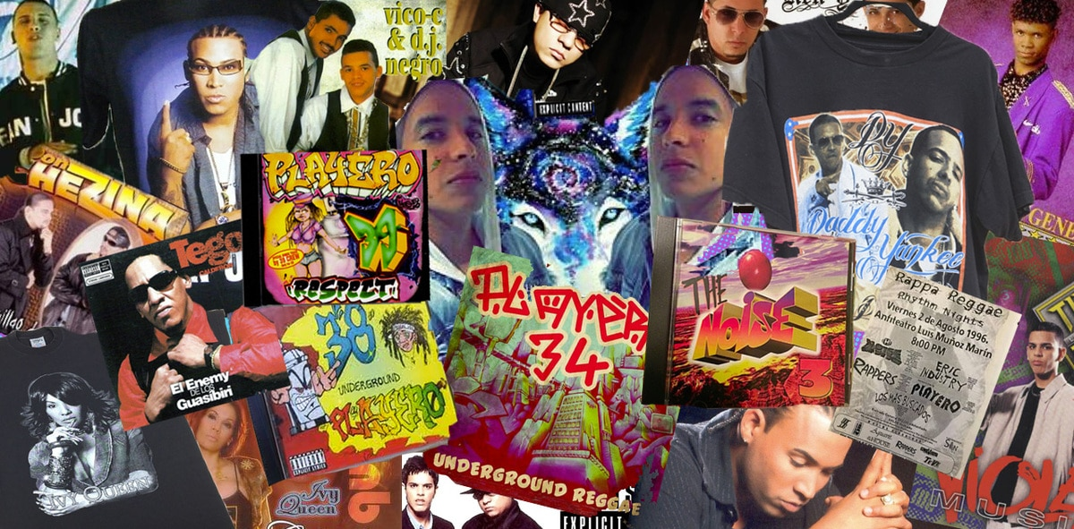 Hasta 'Bajo Is the First Digital & Physical Archive of Puerto Rican Reggaetón