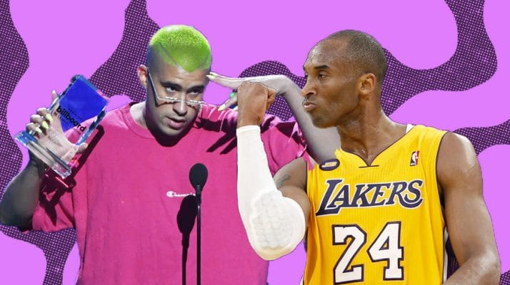 """Bad Bunny Drops """"6 Rings,"""" a Mournful Tribute Song to Kobe Bryant"""