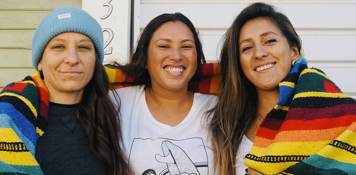 These Latinas Founded Courage Camps to Create Community Through Free Surf Lessons