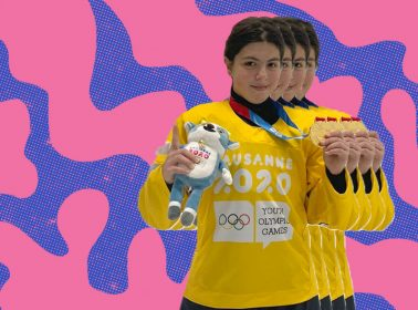 Luisa Wilson Makes History as First Mexican Medalist at the 2020 Winter Youth Olympics