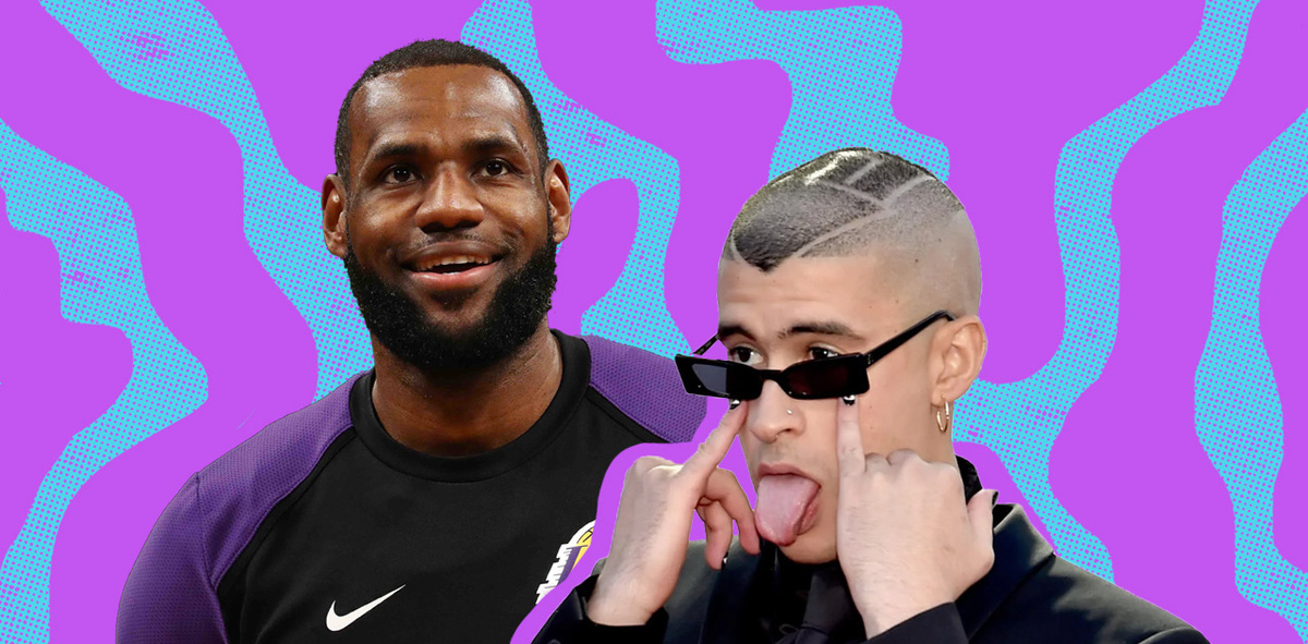 Bad Bunny Brings Out a Dancing LeBron James & More Highlights From Calibash