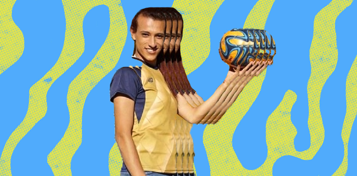 Futbolista Mara Gómez Is First Trans Woman in Argentina's Top Women's League