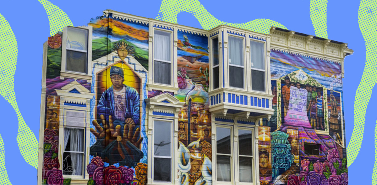 San Francisco Mural Honors Amilcar Lopez Perez, Guatemalan Teen Killed by Police Officers