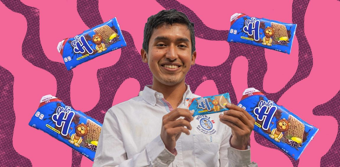 This Peruvian Engineer's Cookie Fights Childhood Anemia