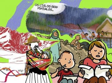 'Puro Peru' Is a Comic Illustrating How Climate Change Has Impacted Peru's Indigenous Communities