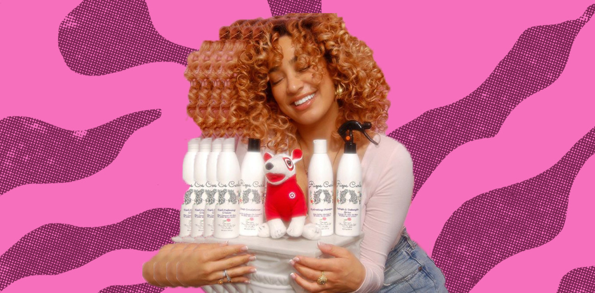 Julissa Prado's Self-Funded Hair Care Line Rizos Curls Is Now Available at Target