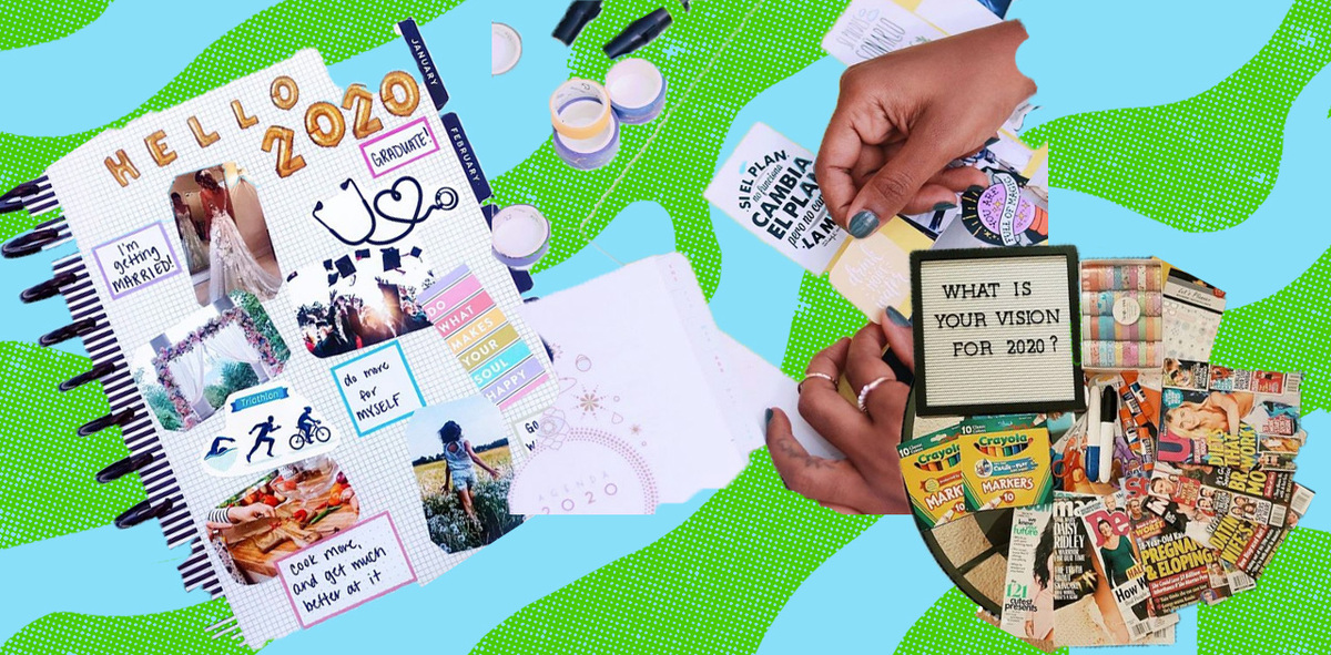 Latina Spiritual Mentor Nikki Novo on How to Make the Perfect Vision Board for 2020