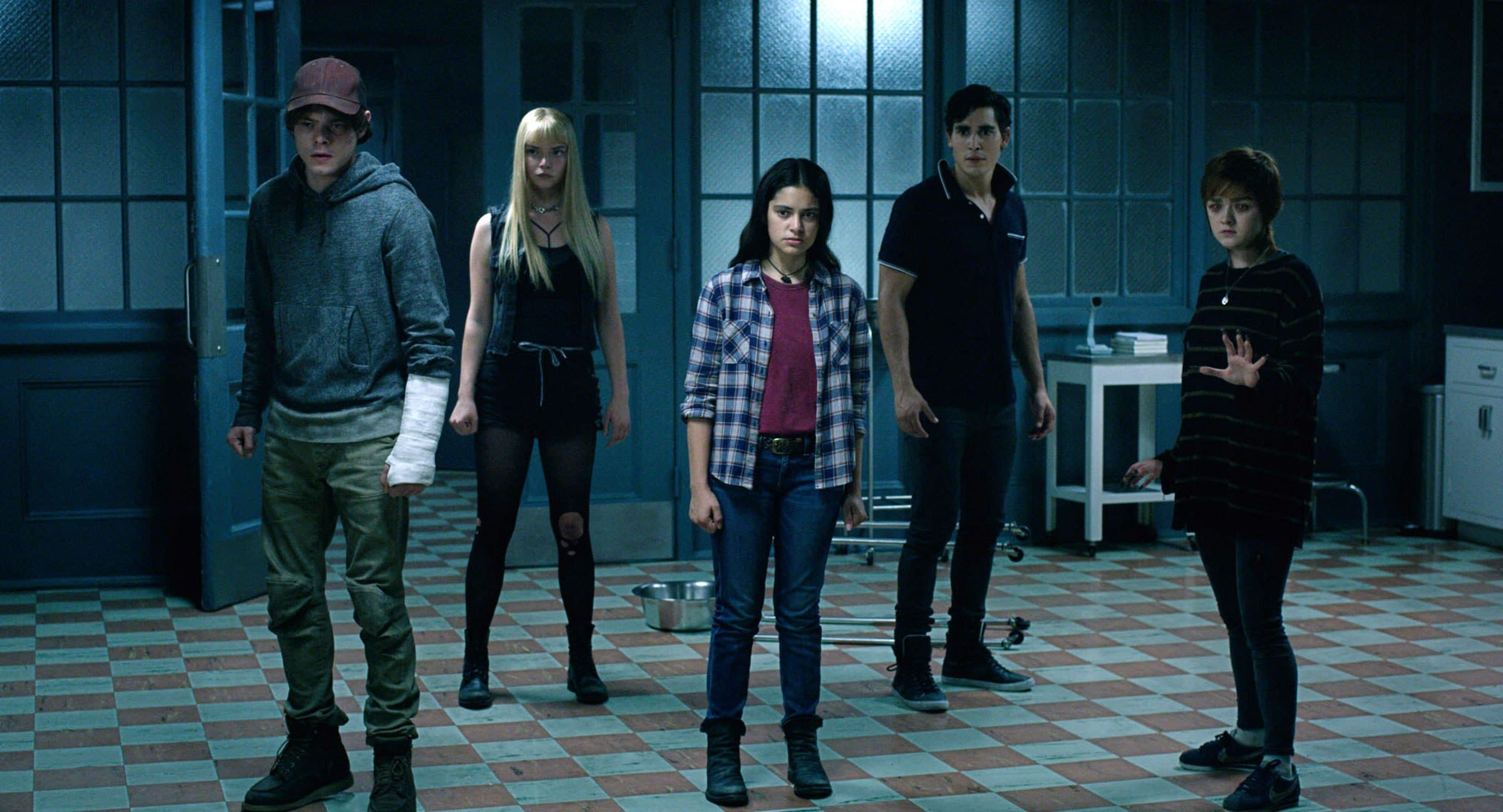TRAILER: X-Men Spinoff 'The New Mutants' Features Latino & Native American Superheroes