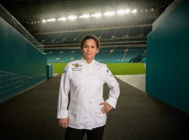 Dominican Chef Dayanny de la Cruz Will Oversee the Menus for the Super Bowl
