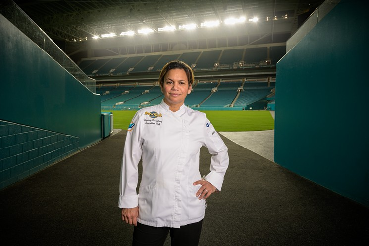Dominican Chef Dayanny de la Cruz Will Oversee the Menus for the Super Bowl