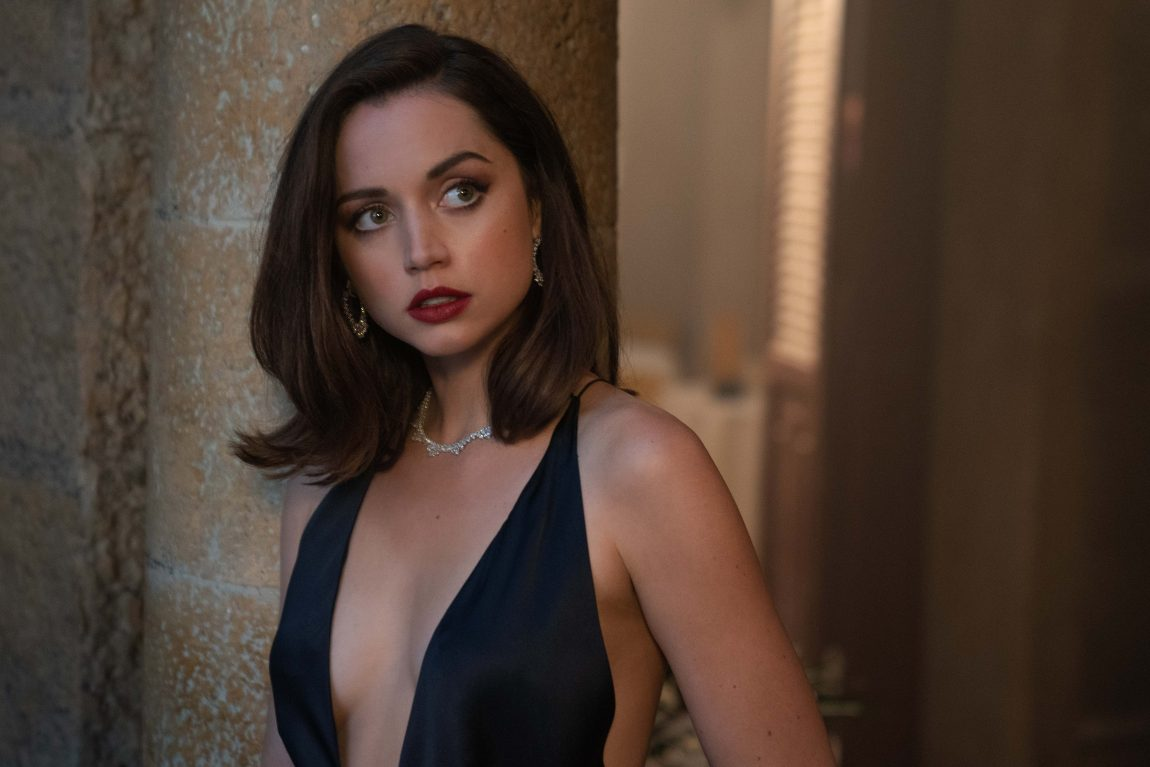 Ana de Armas Bond No Time to Die