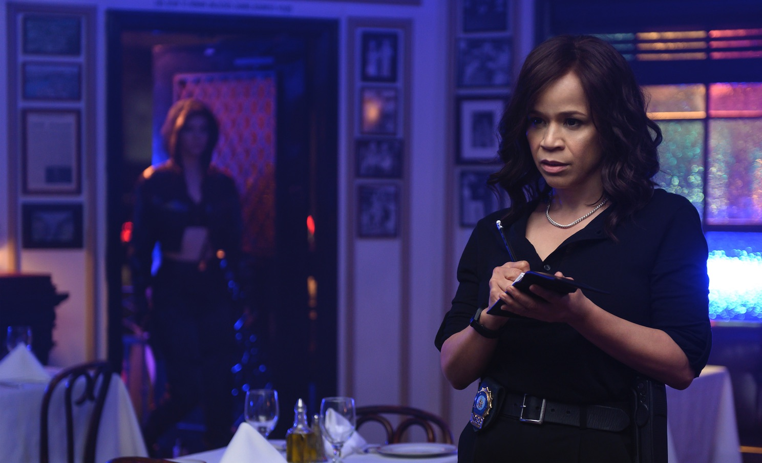 How an On-Set Injury Helped Rosie Perez Play a Resilient Queer Latina Detective in 'Birds of Prey'