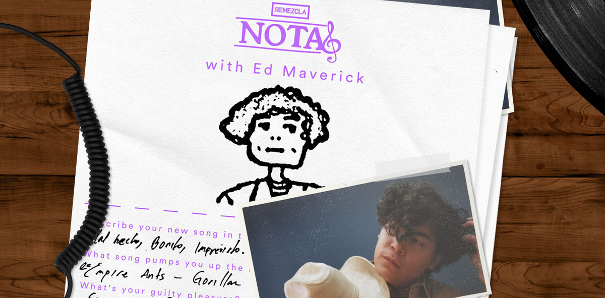 NOTAS: Ed Maverick on Waking & Baking and His New Single