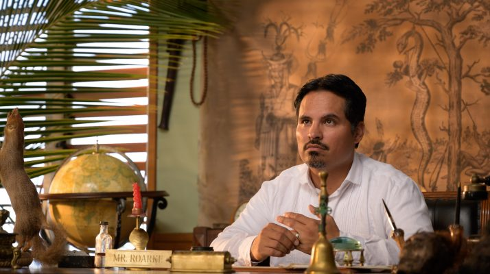 Michael Peña's Parents Loved the OG 'Fantasy Island' Show; He Now Stars in Its Big Screen Adaptation