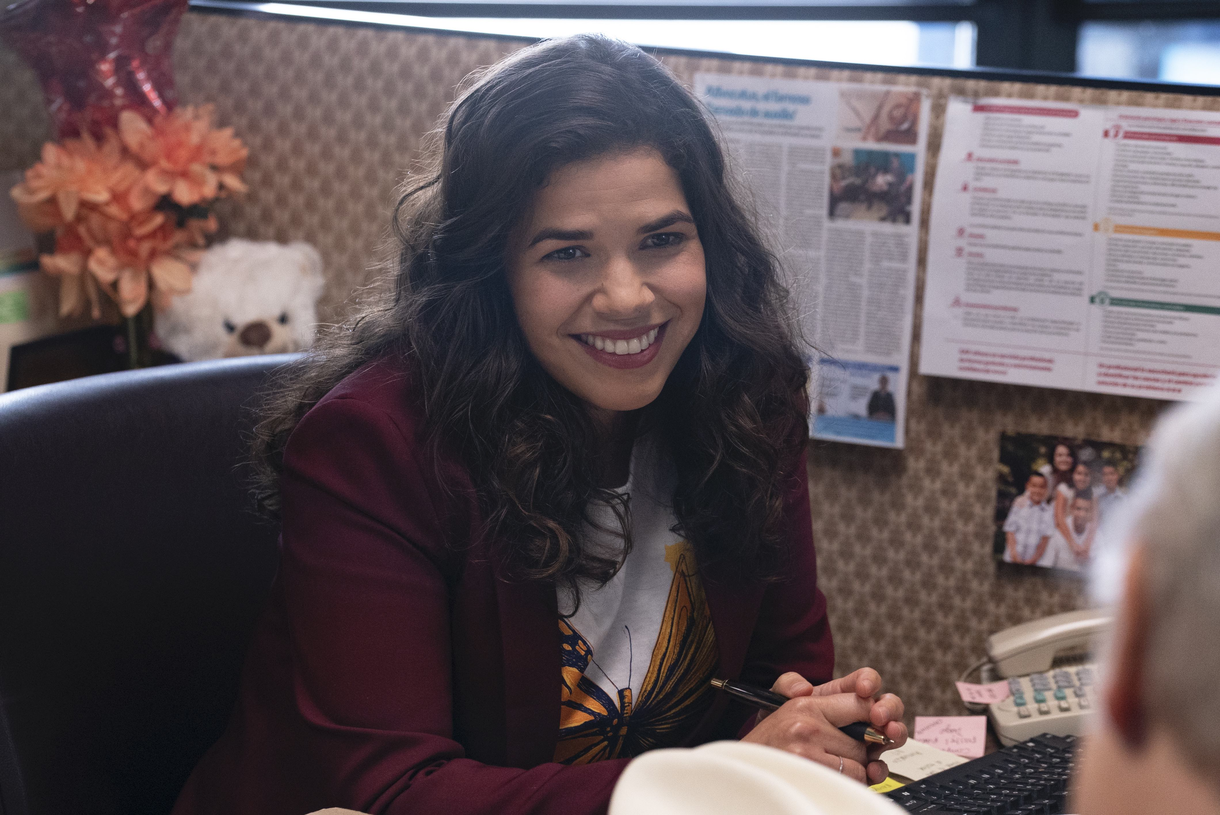 "For Exec Producer America Ferrera, 'Gentefied' Is A Show About Latino Culture That's ""Also 100% American"""