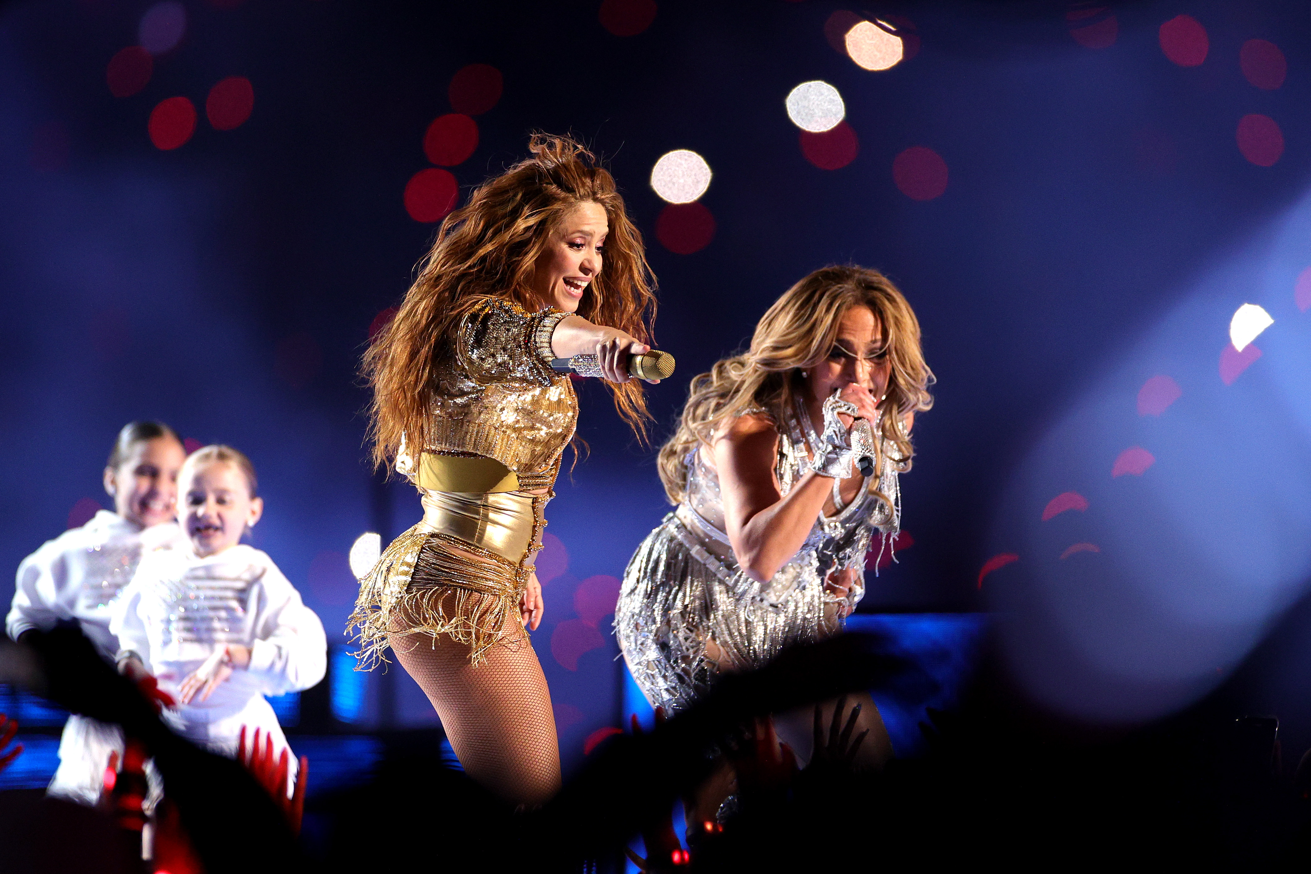 Here's What You May Have Missed From The Super Bowl Latino Gang Performance