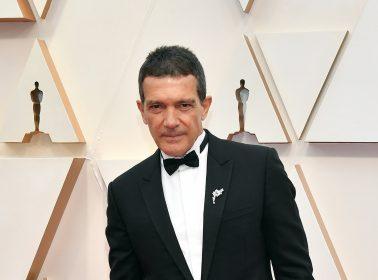 Despite What Salma Hayek Said on Oscars Red Carpet, Antonio Banderas Isn't Latino