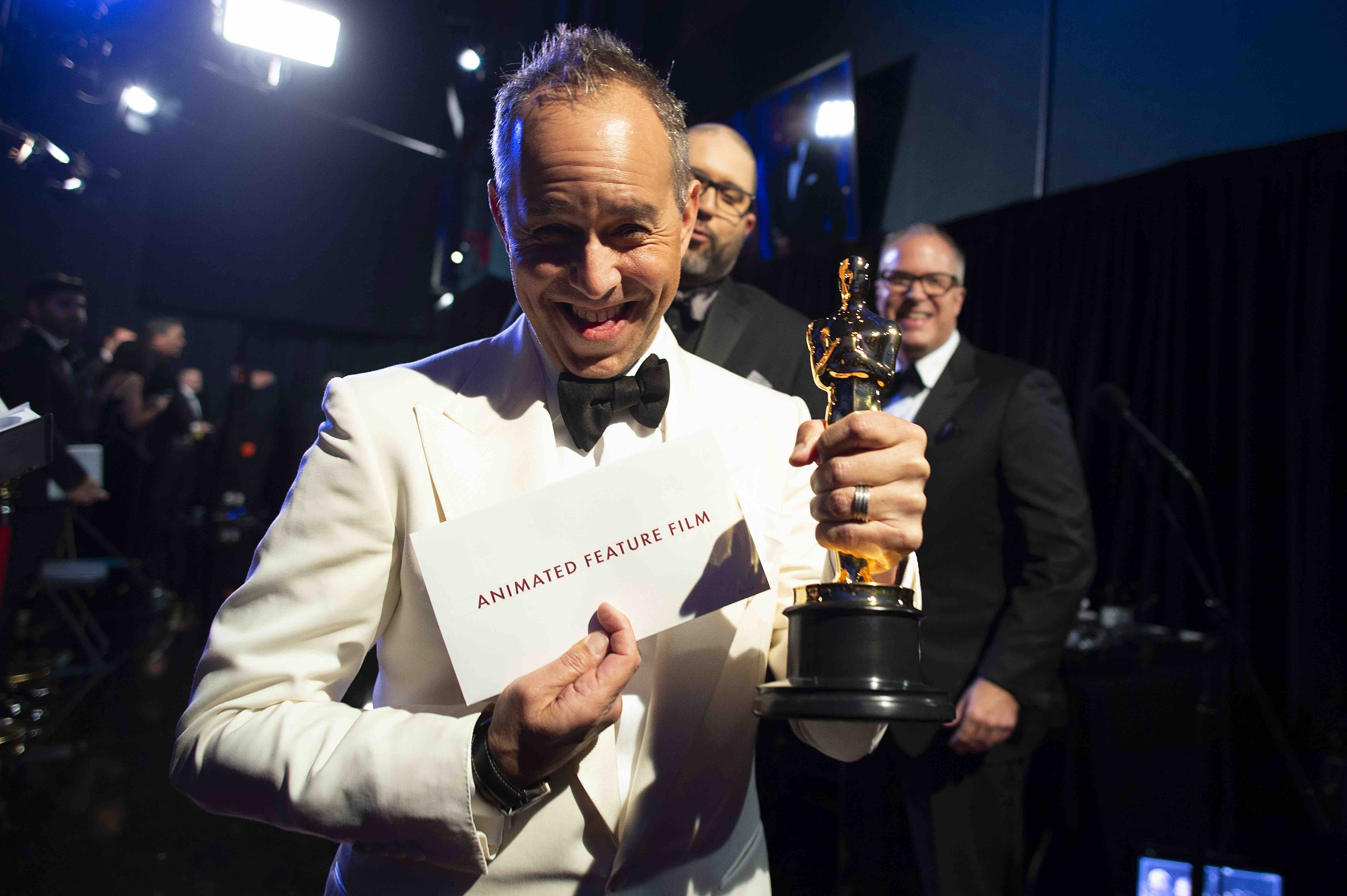 'Toy Story 4' Producer Jonas Rivera Becomes First U.S. Born Latino to Win Multiple Oscars