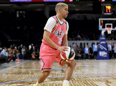 Bad Bunny Actually Scored at This Year's NBA All-Star Celebrity Game & We're So Proud