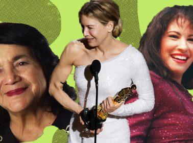 Selena, Dolores Huerta & More Get Shoutouts During Emotional Oscar Speeches