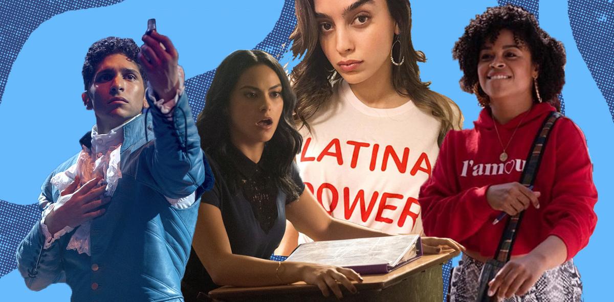Melissa Barrera, Camila Mendes, Tainy & More Make Variety's '10 Latinxs to Watch' List
