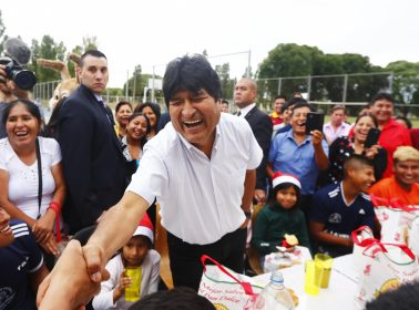 Risking Arrest, Former Bolivian President Evo Morales Expresses Interest in Running for Parliament