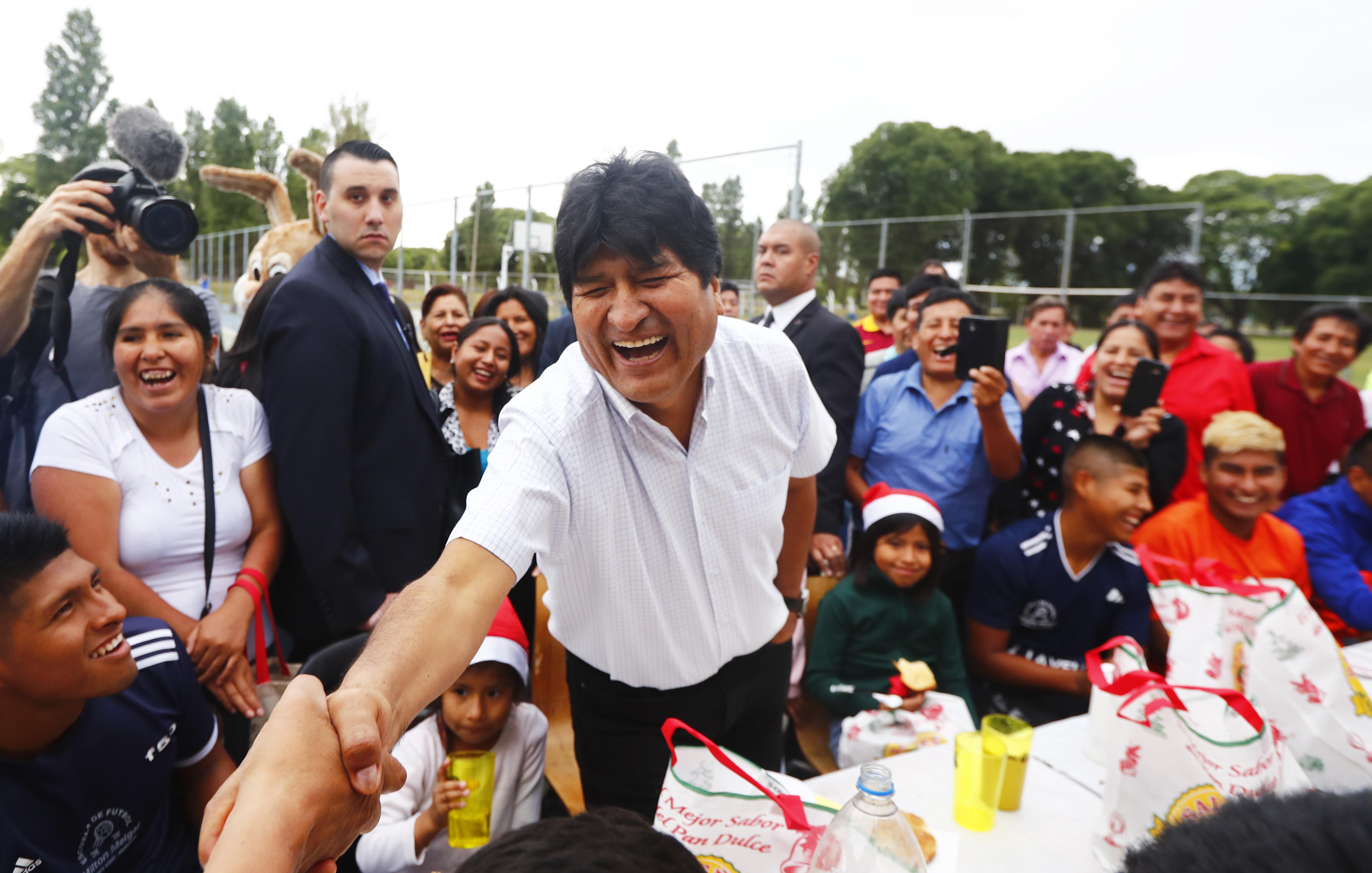 Risking Arrest, Former Bolivian President Evo Morales Expresses Interest in Running for Parliament