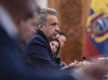 """Ecuador's President Lenin Moreno """"Jokes"""" That Women Only Report Violence if Their Attacker Is Ugly"""