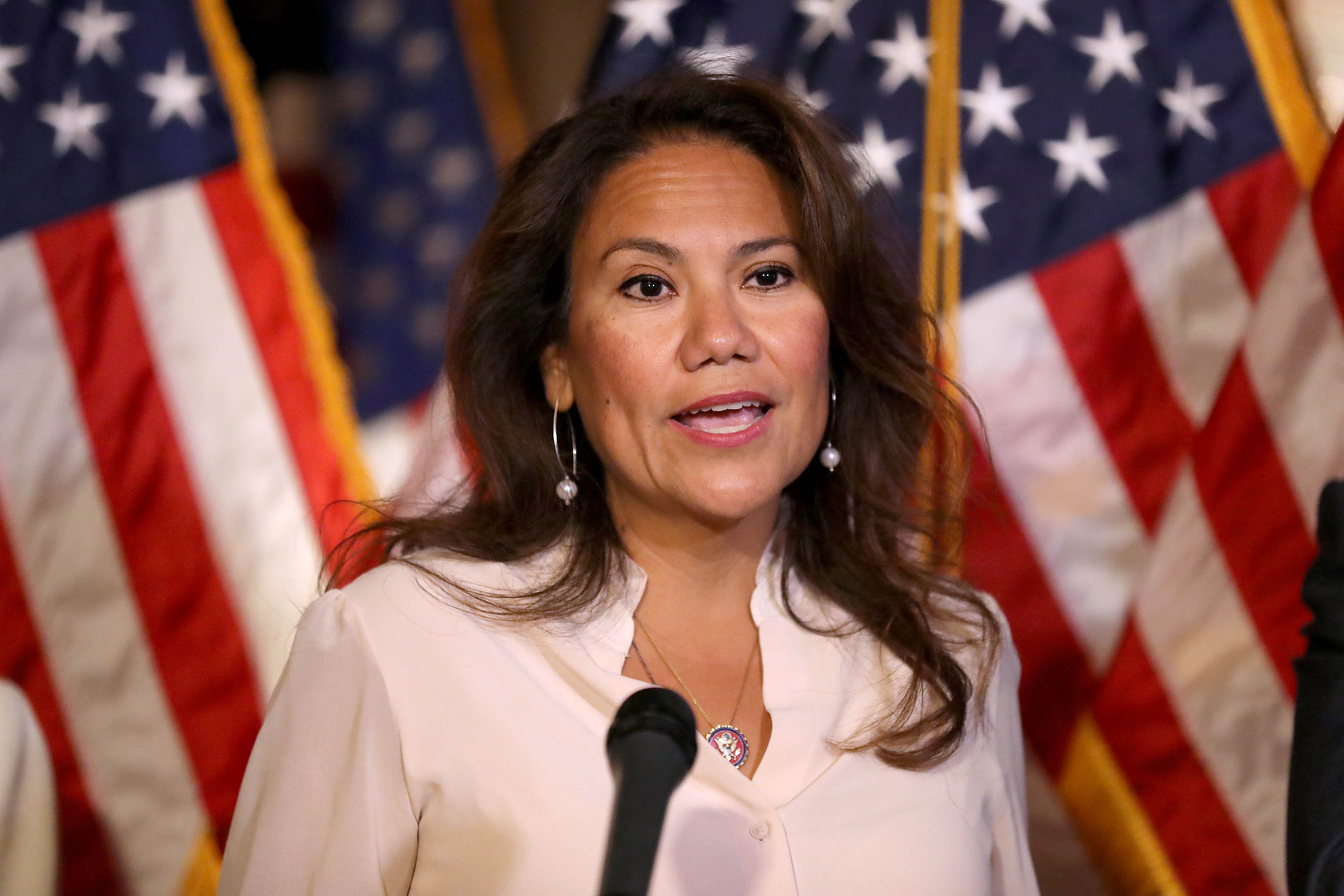 Meet Veronica Escobar, the Texas Congresswoman Delivering the State of the Union Rebuttal in Spanish