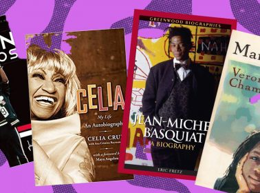 Celia Cruz, Basquiat & More: 8 Books That Celebrate Inspirational Afro-Latinos