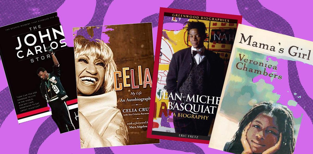 Celia Cruz, Basquiat & More: 8 Books That Celebrate Inspirational Afro-Latinos