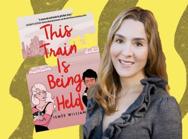 Remezcla Reads: 'This Train Is Being Held' Is a YA Romance Novel About Latinos Unlearning Their Biases