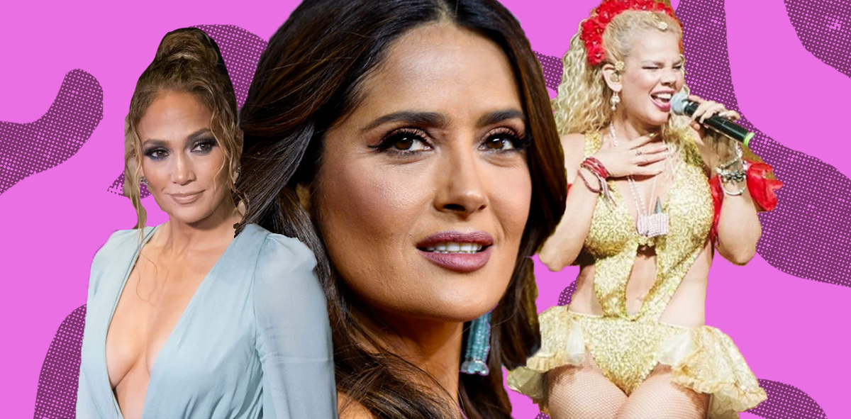 Salma Hayek, JLo & Niurka Marcos Make The Case for Aging As You Please