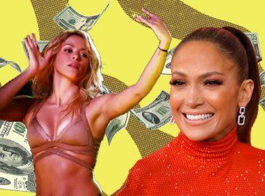 Shakira and JLo Made Zero Dollars Last Night. Here's Why That's OK