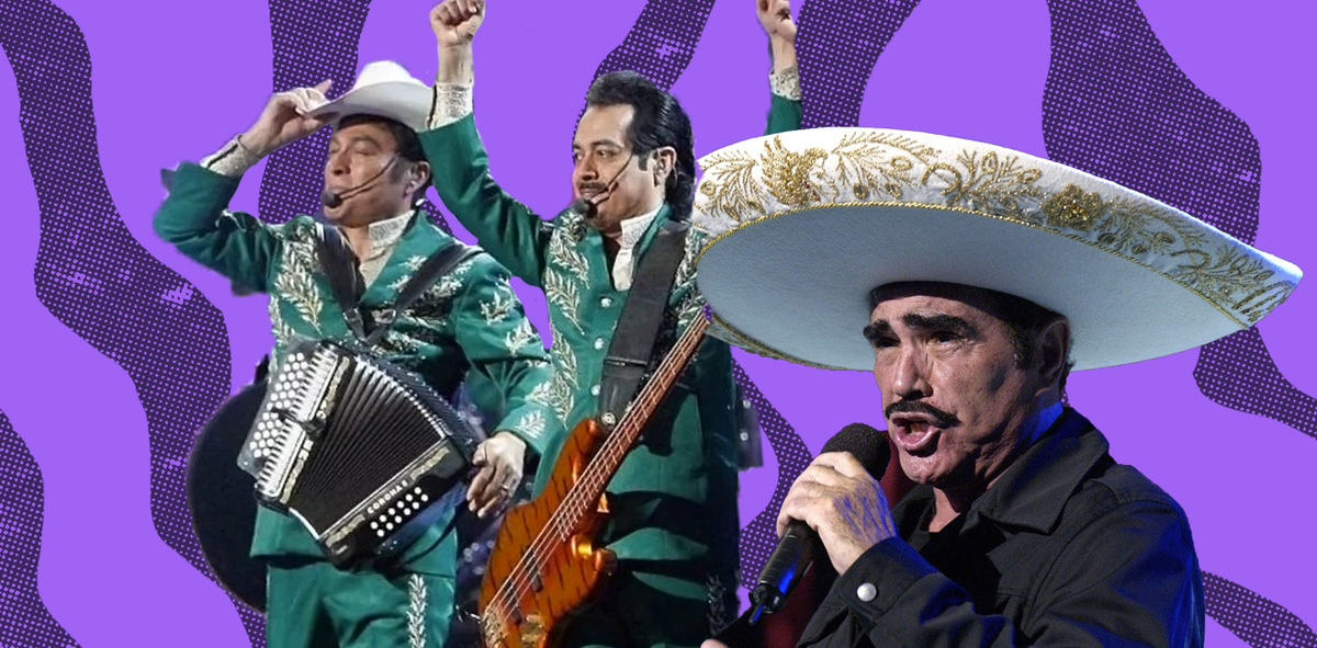 Los Tigres Del Norte's Tribute Album to Vicente Fernández Is a Charming Homage