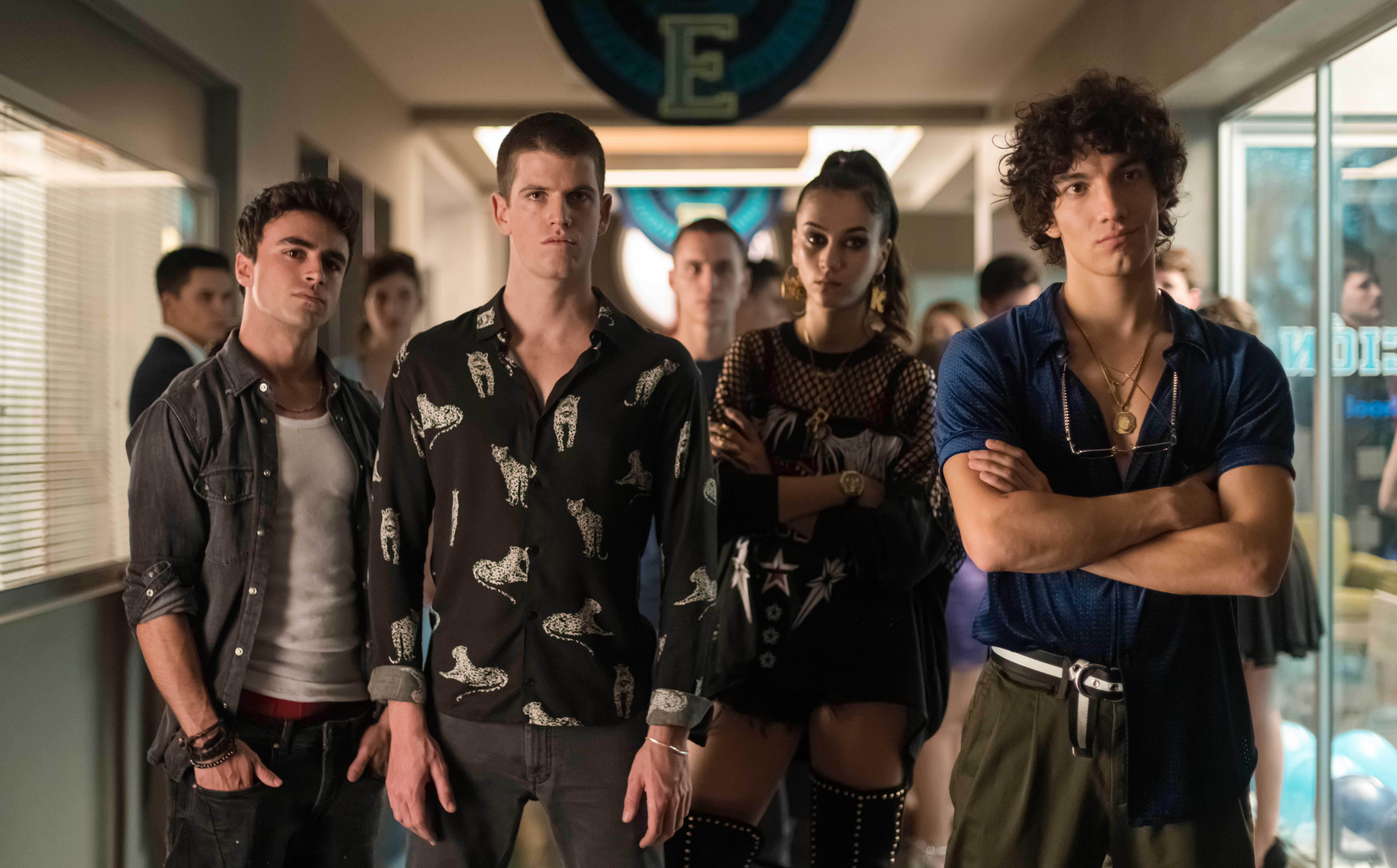 TRAILER: Season 3 of 'Elite' Promises More Drama & Heartbreak at Las Encinas