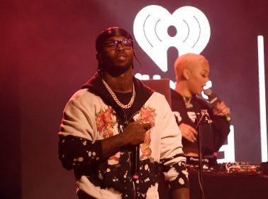 50 Cent Wants to Executive Produce Pop Smoke's Posthumous Album