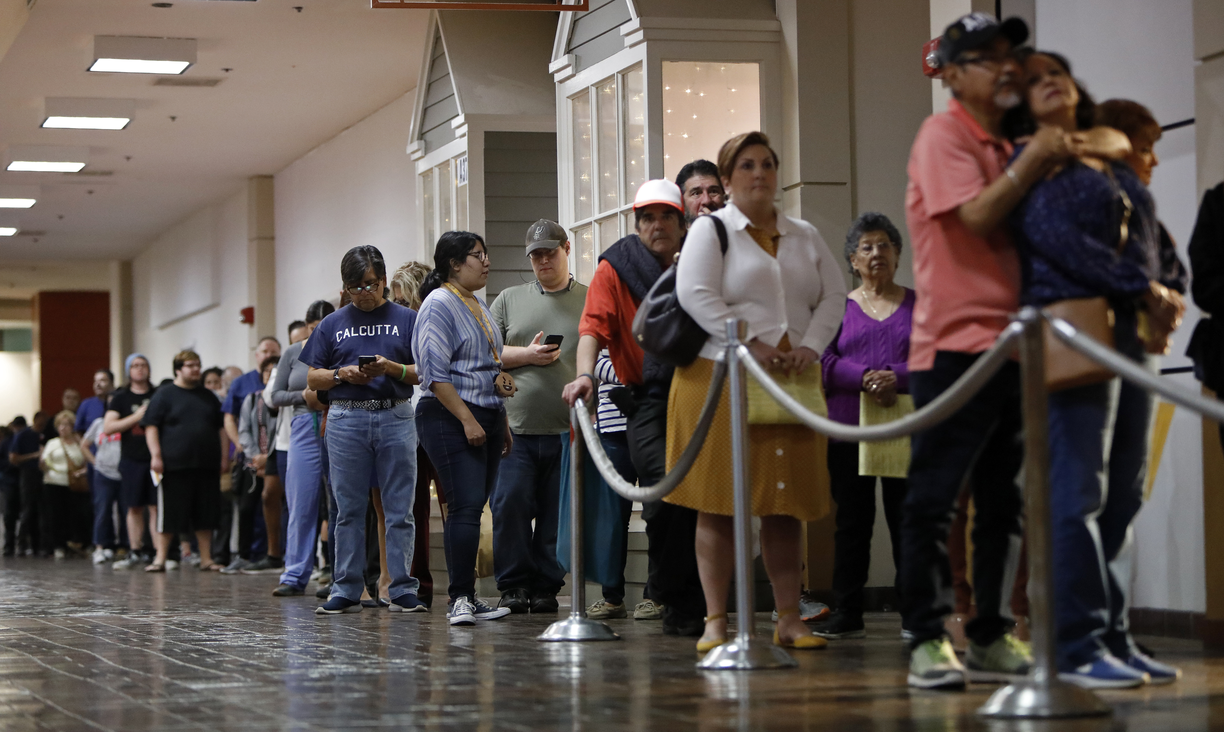 Here's Where the Latino Vote Is at After Super Tuesday