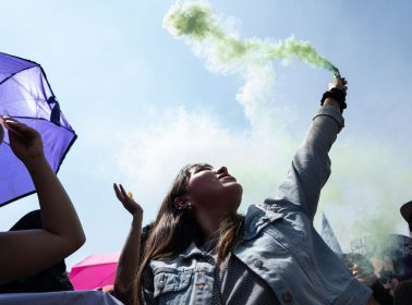 Why 80,000 Mexican Women & Allies Protested on International Women's Day