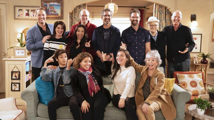 """Good TV Is Like a Good Friend"": Cast of 'One Day at a Time' Tell Us Why We Need This Show More Than Ever"