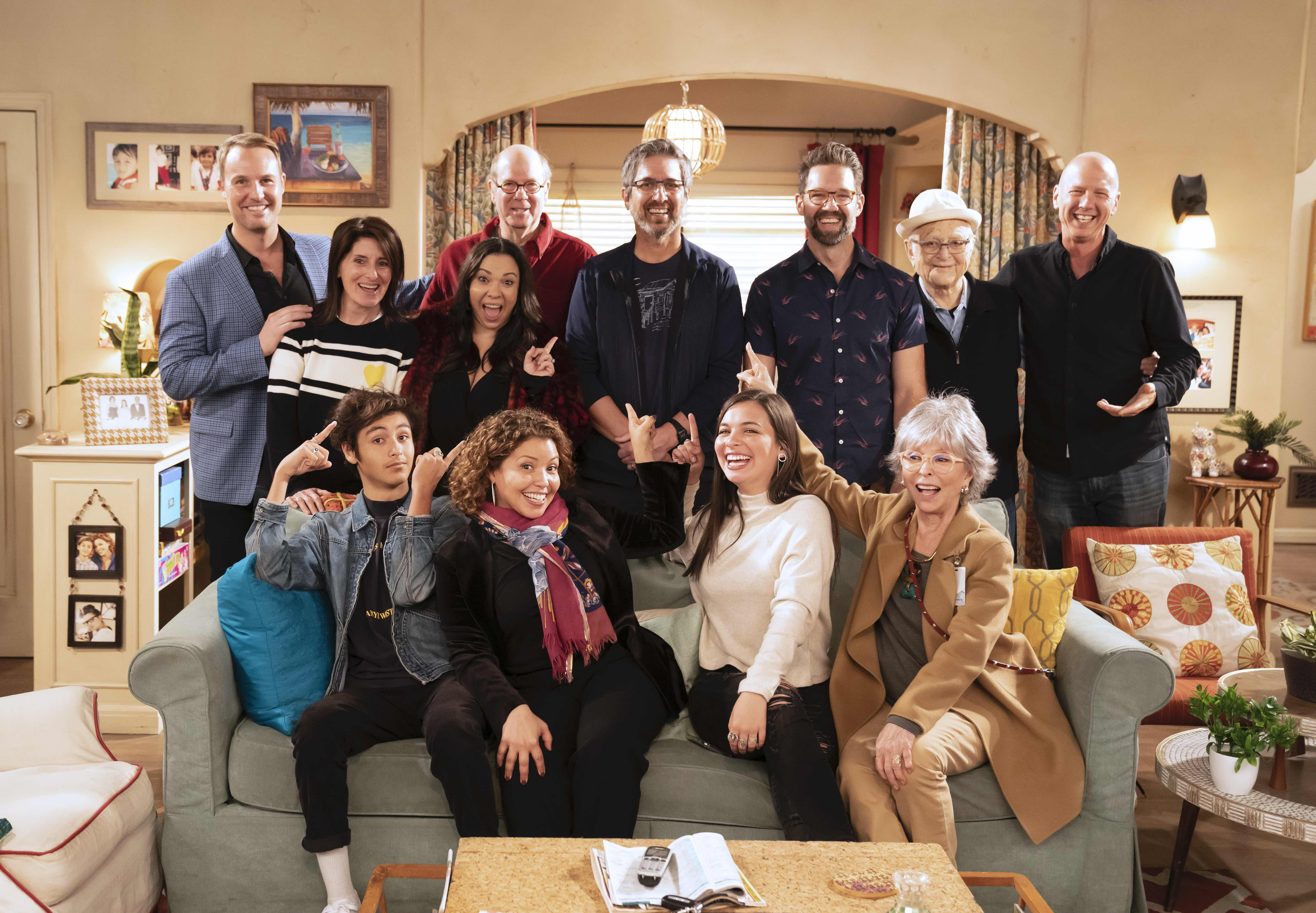 """""""Good TV Is Like a Good Friend"""": Cast of 'One Day at a Time' Tell Us Why We Need This Show More Than Ever"""