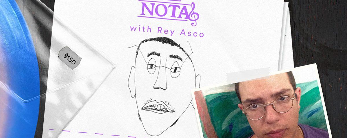 "NOTAS: Rey Asco's ""Huida"" Is an Urbano Journey"