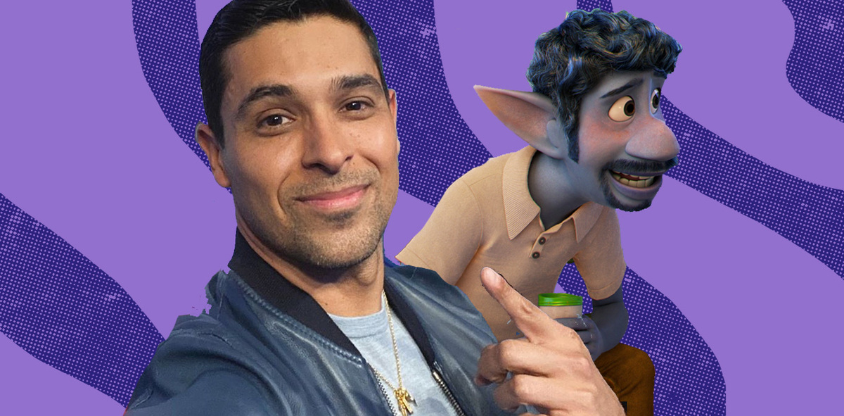 Wilmer Valderrama Has Always Wanted to Give Latino Kids a Voice, Here's How His Pixar Character Does That