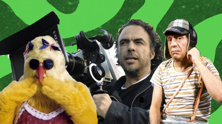 Here's Why We Think Alejandro González Iñarritú's Next Film Will Feature El Chavo & Pájara Peggy