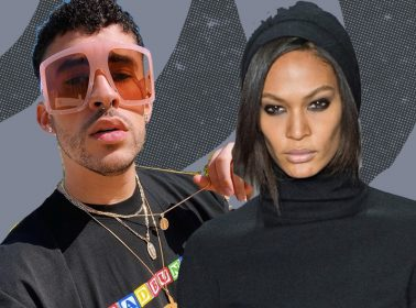 Bad Bunny & Joan Smalls' Vogue Mexico Shoot Broke the Internet, Because *DIABLO*