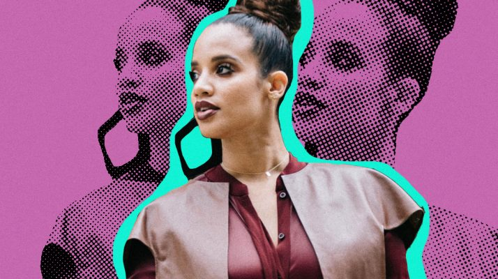 Self-Care: Dascha Polanca Says It's OK If You Don't Want to Do Sh*t Right Now